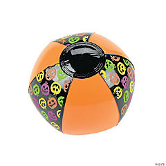 Inflatable Mini Iconic Halloween Beach Balls