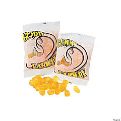 Ear Wax Gummy Candy