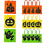 Polyester Iconic Halloween Totes
