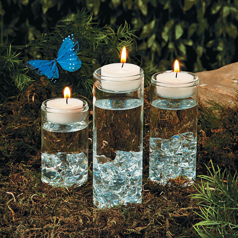 Cylinder tea light holders oriental trading