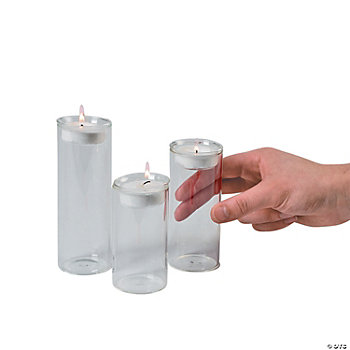 Cylinder Tealight Holders