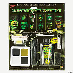 Glow-In-The-Dark Family Special Effects Makeup Kit