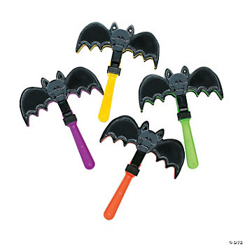 Bat Wing Clappers