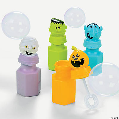 """Boo Bunch"" Character Halloween Bubbles"