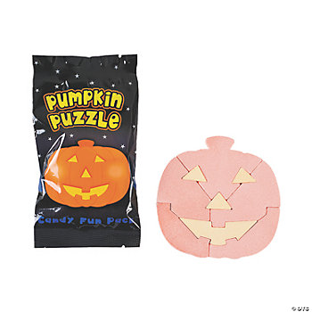 Pumpkin Puzzle Fun Packs
