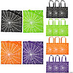 Large Spider Web Totes