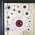 Eyeball Window Clings