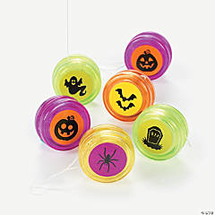 Mini Iconic Halloween Yo-Yos
