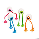 Eyeball Bendables With Suction Feet