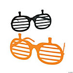 Pumpkin Shutter Shading Glasses
