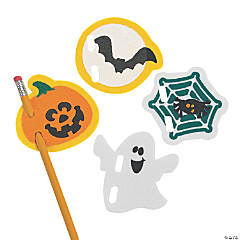 Halloween Pencil Pennants