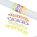 Halloween Glow-In-The-Dark Fun Bracelets