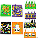 Trick Or Treat Totes