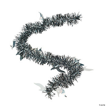 Halloween Tinsel Garland