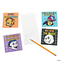 Cool Ghoulz Notepads