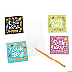 Trick Or Treat Notepads