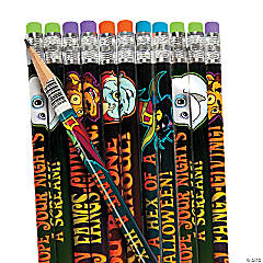 Cool Ghoulz Pencils