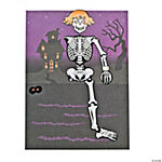 Skeleton Sticker Scenes