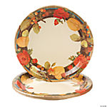 Autumn Beauty Banquet Plates