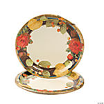 Autumn Beauty Dinner Plates