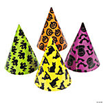 Iconic Halloween Party Hats