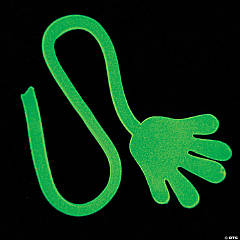 Glow-In-The-Dark Sticky Hands
