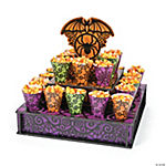 "Halloween ""Trick Or Treat"" Stand With Cones"