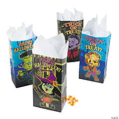 Cool Ghoulz Treat Bag Assortment