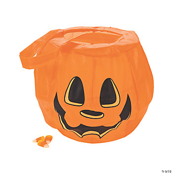 Collapsible Pumpkin Bags