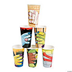 Monster Hand Cups Assortment