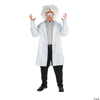 Mad Scientist Adult Costume