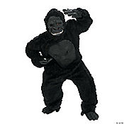 Full Gorilla Costume for Adults