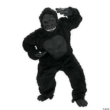 Full Gorilla Adult Costume