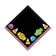 Trick Or Treat Luncheon Napkins