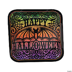 Spooky Party Dinner Plates