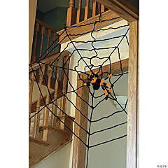 Giant Rope Spiderweb