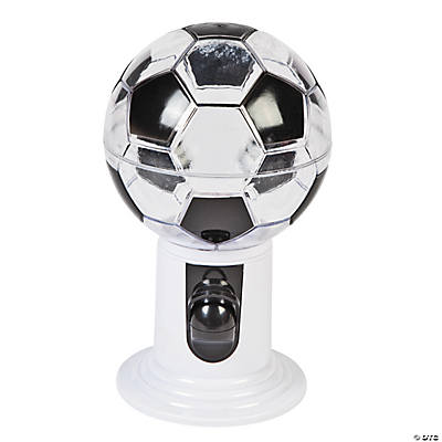 Soccer Ball Gumball Machines