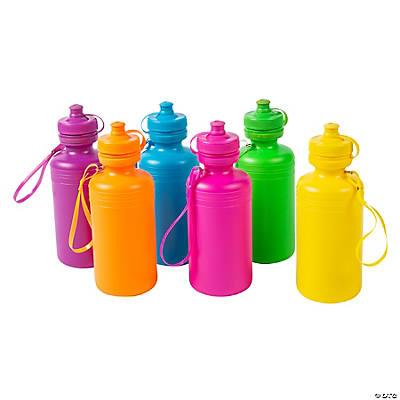 Neon Water Bottles Neon Water Bottles