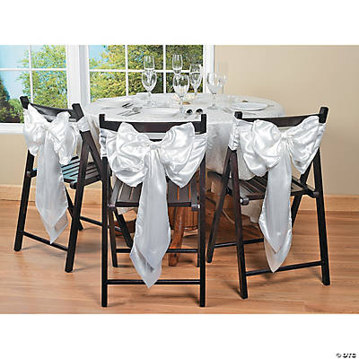 Ribbon Chair Cover