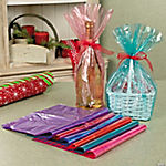 Transparent Basket Bag Assortment