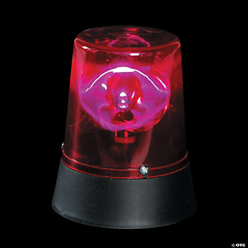Flashing Mini Red Beacon Light
