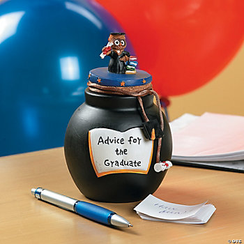"""Advice For The Graduate"" Jar"