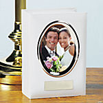 Wedding Album with Photo Frame