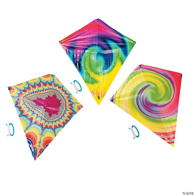 Tie Dyed Kites