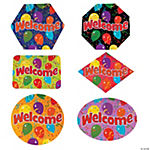 """Welcome"" Cutouts"