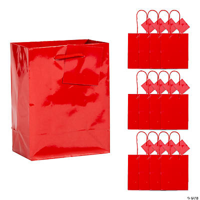 Small Red Gift Bags