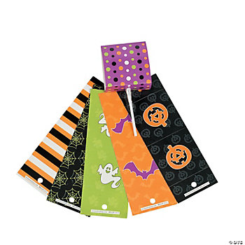 Halloween Sucker Boxes