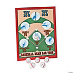 Baseball Bean Bag Toss Game