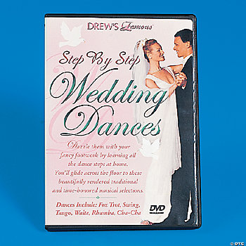 Drew's Famous® Step By Step Wedding Dances DVD