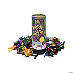 """Mardi Gras"" Party Poppers"